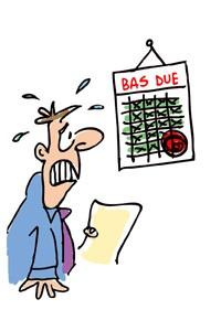 March (Quarter 3) 2015/16 BAS Due Date