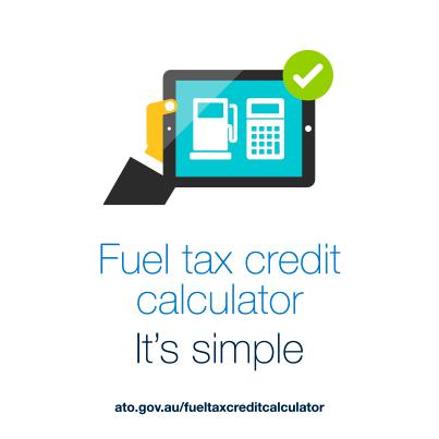 Fuel Tax Credit Calculator